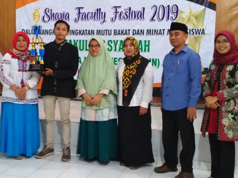 Prodi HES Juara Umum Sharia Faculty Festival